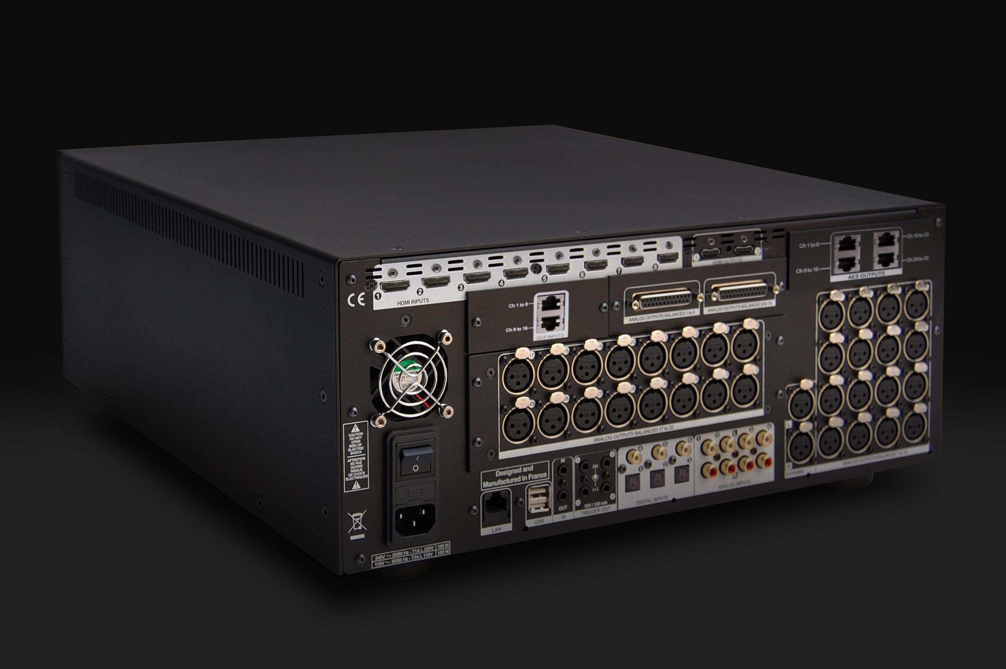 StormAudio在ISE 2017发布全新AV放大器I.ISP 3D.16.12