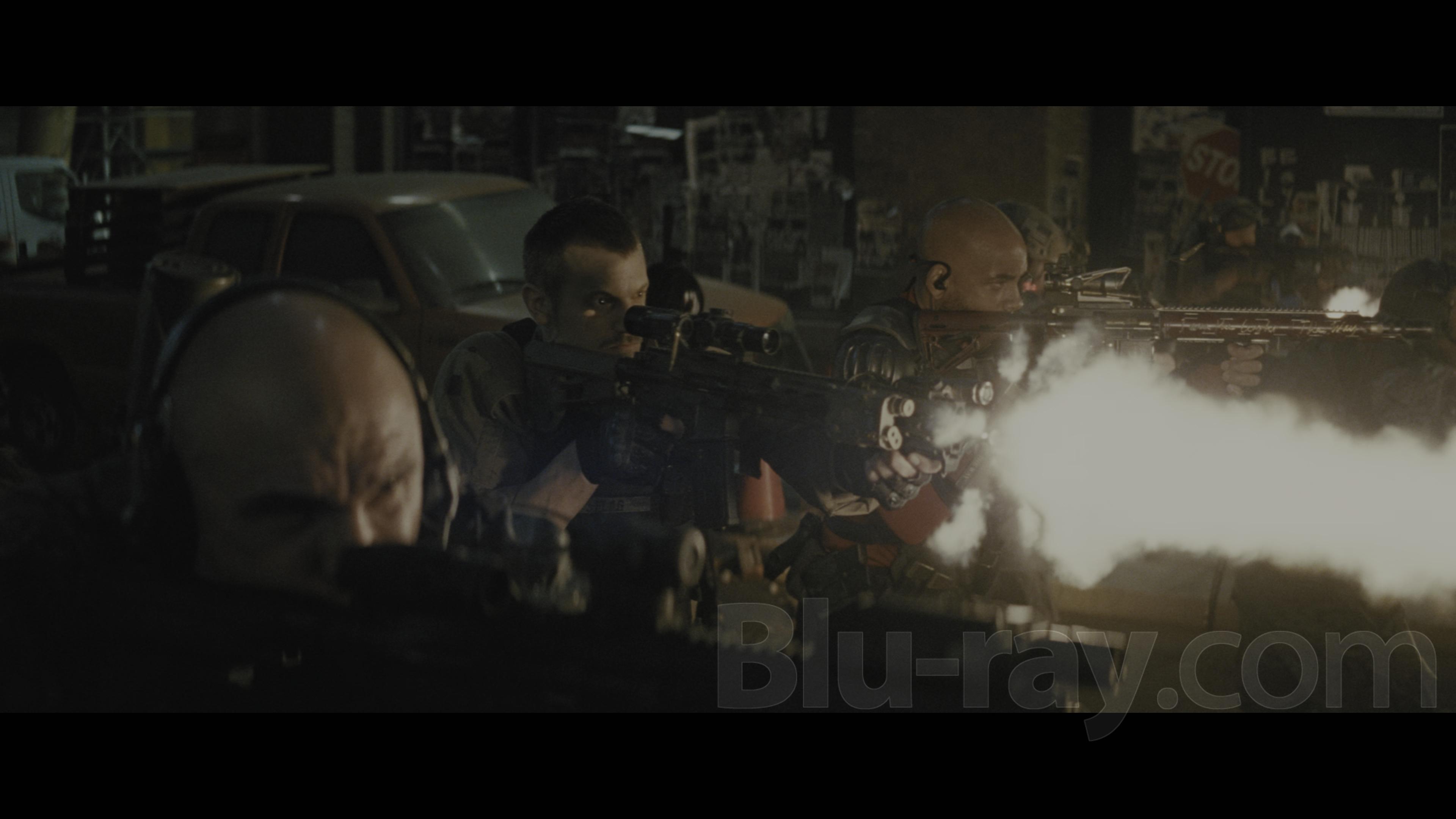 「4K美影」自杀小队:加长版 Suicide Squad : Extented Version(2016)「屏录版,非破解版」