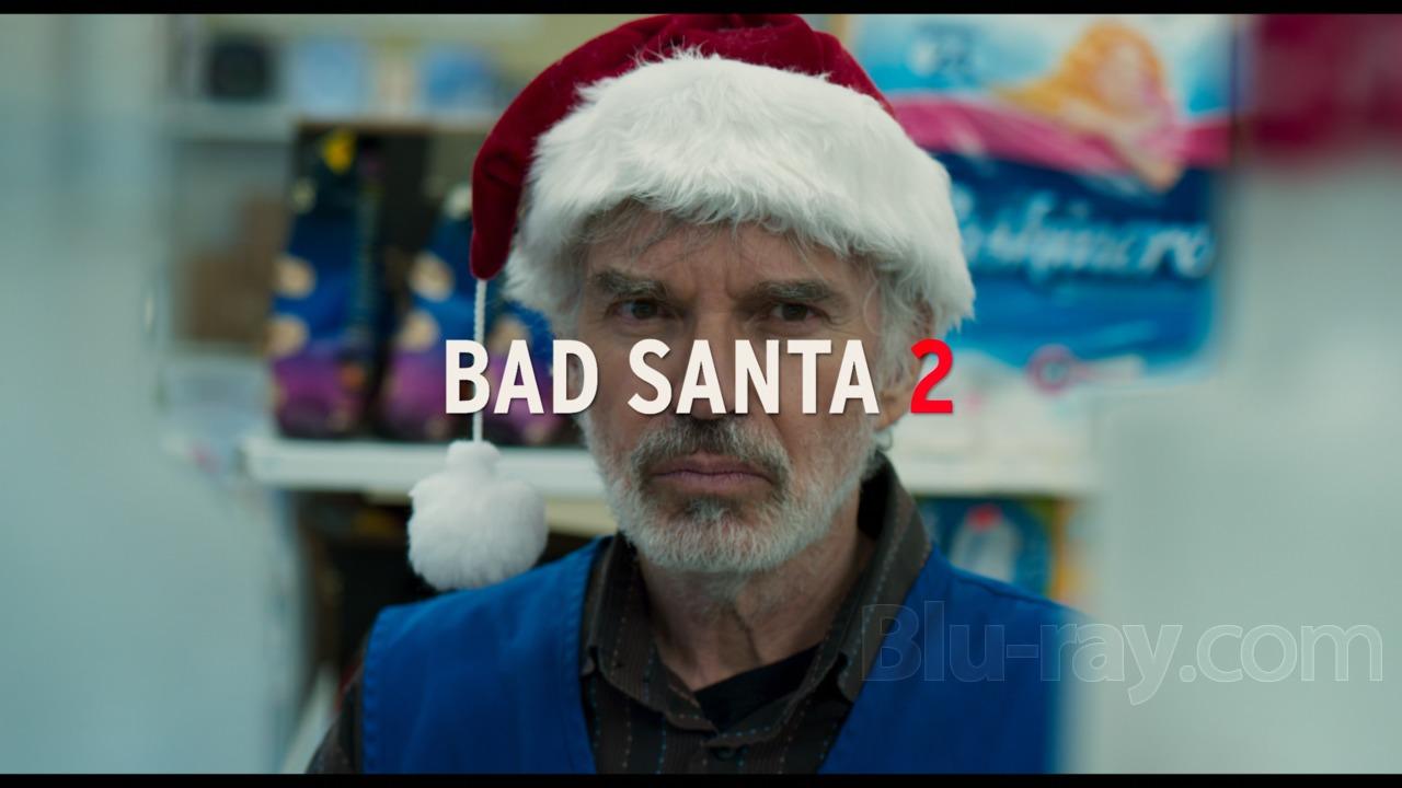「4K 美影」圣诞坏公公2 Bad Santa 2 (2016)「屏录版,非破解版」