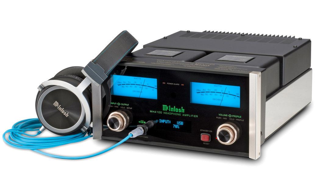 McIntosh MHP1000 | 充沛的声音密度与能量
