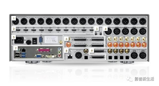 Trinnov Audio Altitude 32   技术强横,前所未有的32声道环绕声处理器!