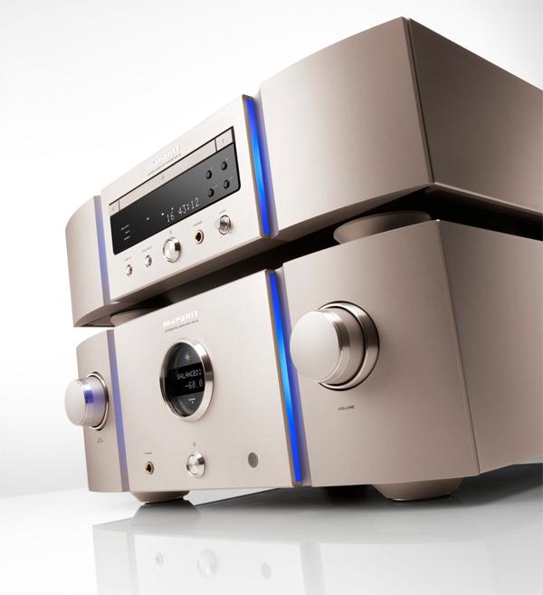 Marantz SA-10 SACD / PM-10 | 超过三十年的技术经验与调音大成于一身