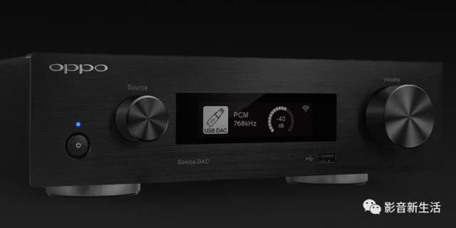 OPPO Sonica DAC | 无线、Hi-Res、解码、优化!所有出色的功能都齐了!