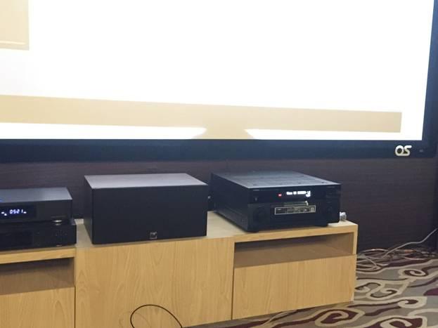 雅马哈3D沉浸式家庭影院成都路演:精彩15年,影音不散场