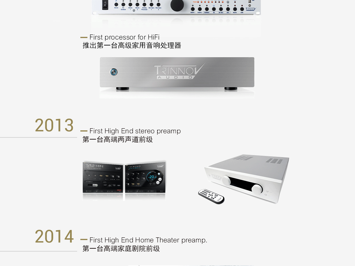 关于Trinnov Audio:一个为3D环绕声而生的品牌!