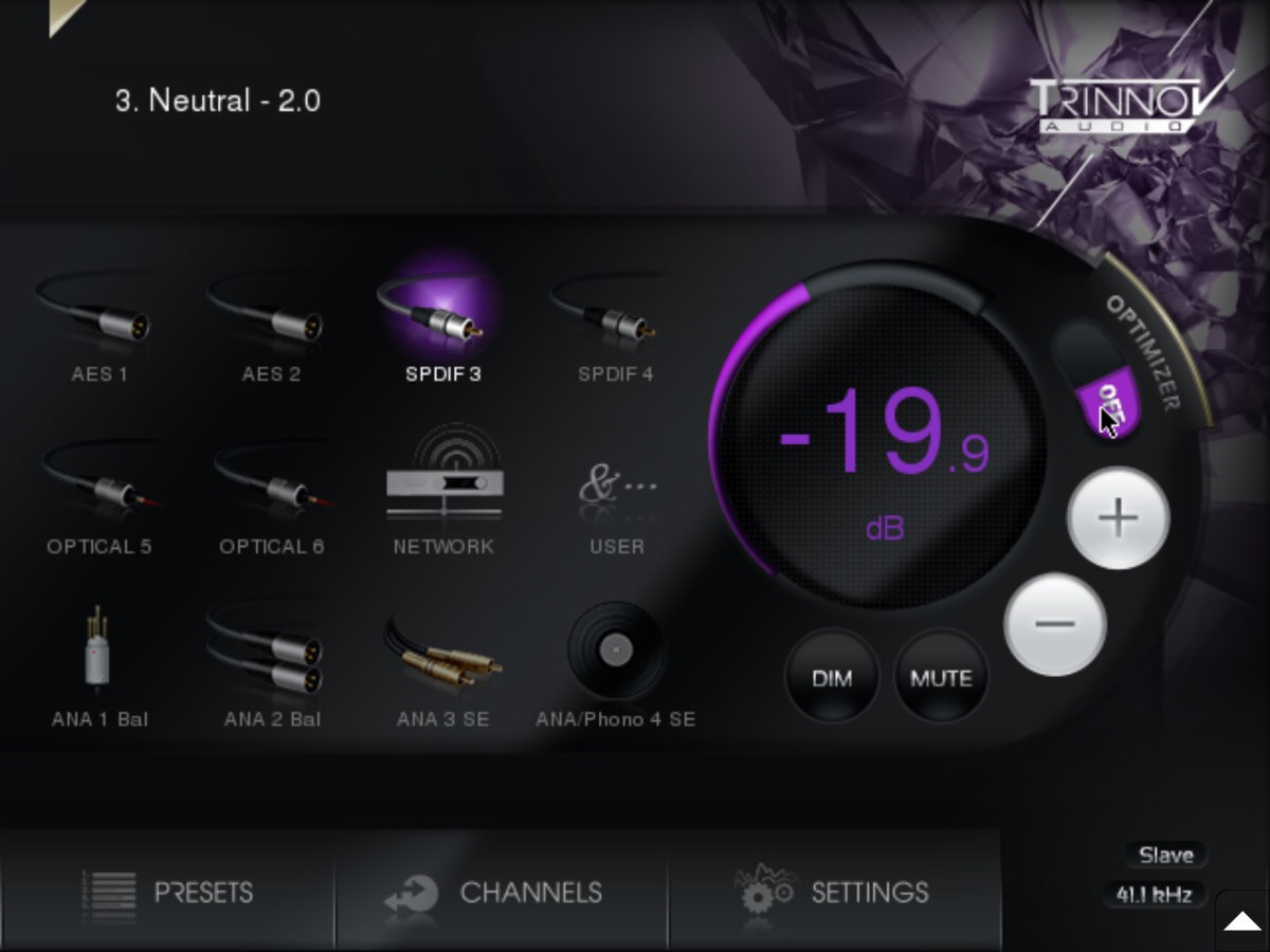 测评 | TRINNOV AMETHYST OPTIMIZER – 旗舰声音优化前级