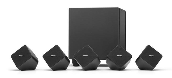 111616 1045 D1 - 入门家庭影院爱好者的新选择,Denon全新5.1声道家庭影院扬声器SYS-2020