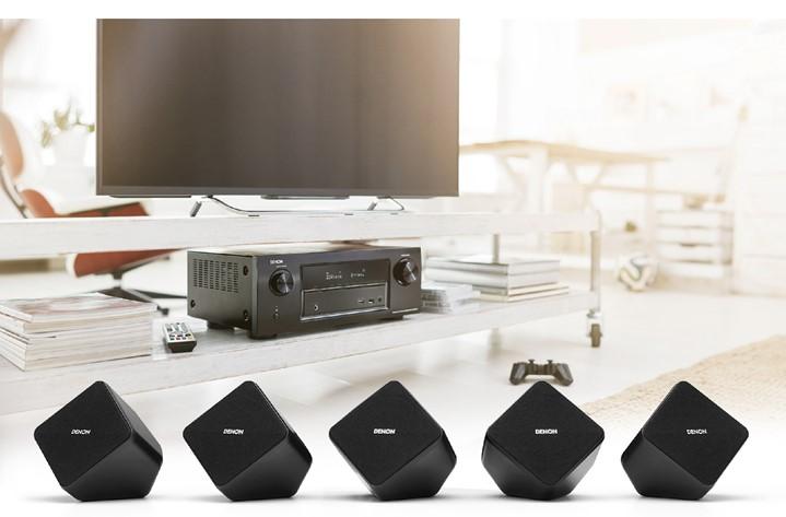 111616 1045 D3 - 入门家庭影院爱好者的新选择,Denon全新5.1声道家庭影院扬声器SYS-2020