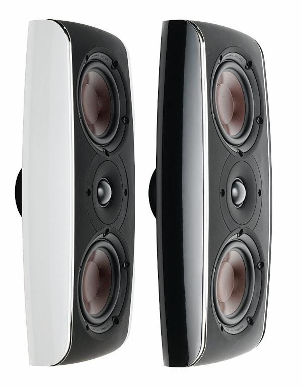 Dali Fazon LCR | 多用途的搭配设计,轻松体验多声道