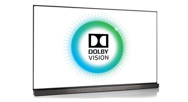 dolby vision 的图像结果