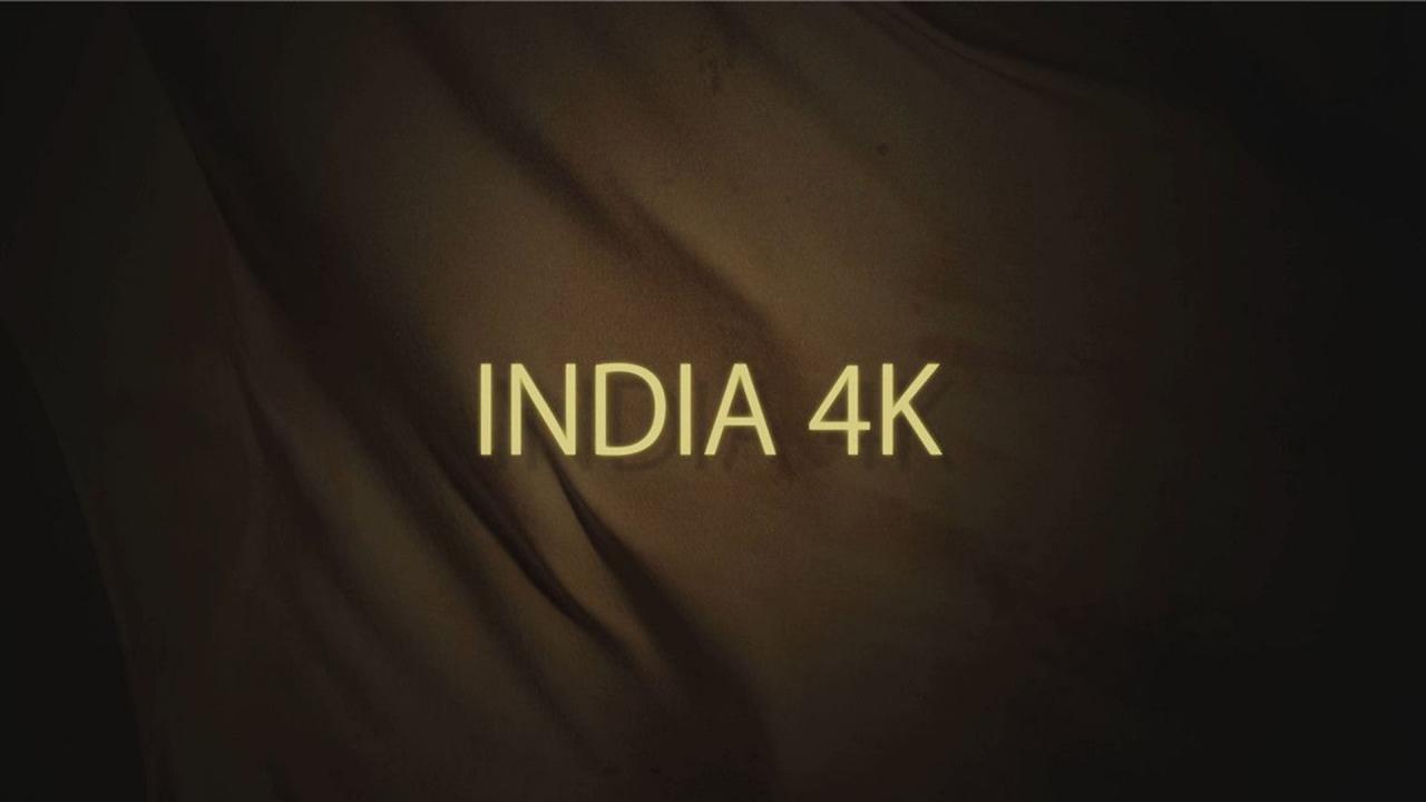 「4K纪录片」魅力之地印度 India (2014)