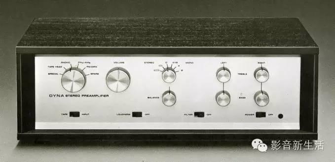 浅谈Hi-Fi前级放大器的技术原理及发展史
