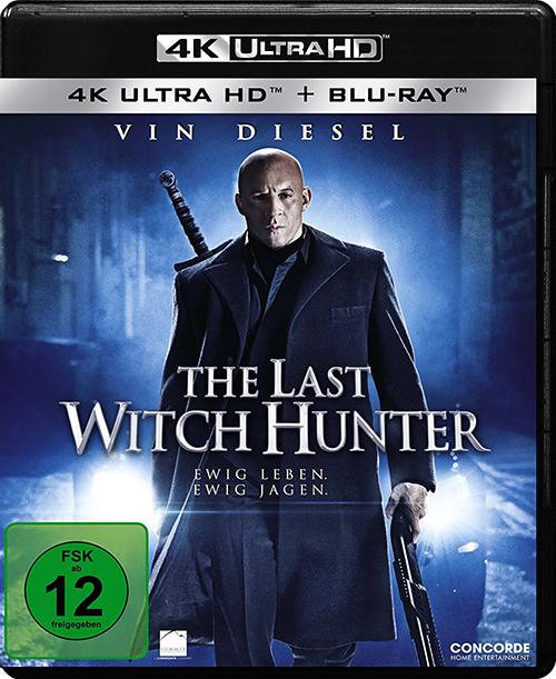 「4K HDR美影」最后的巫师猎人 The Last Witch Hunter (2015)「屏录版,非破解版」