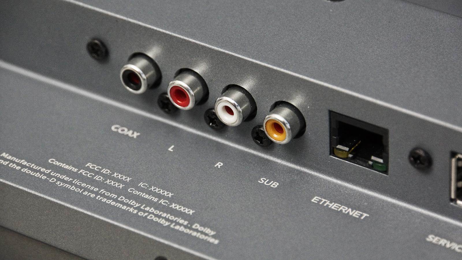测评   放大小空间的视听享受,Platin Atmos Soundbar