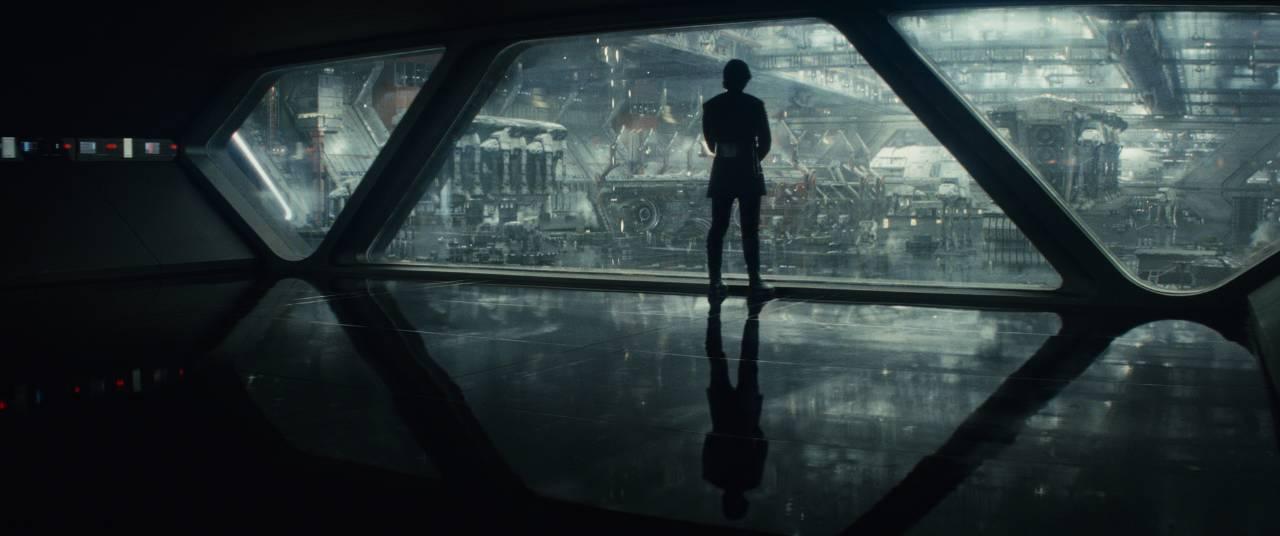 《星球大战:最后的绝地武士》杜比影院版独家海报探索未来光年