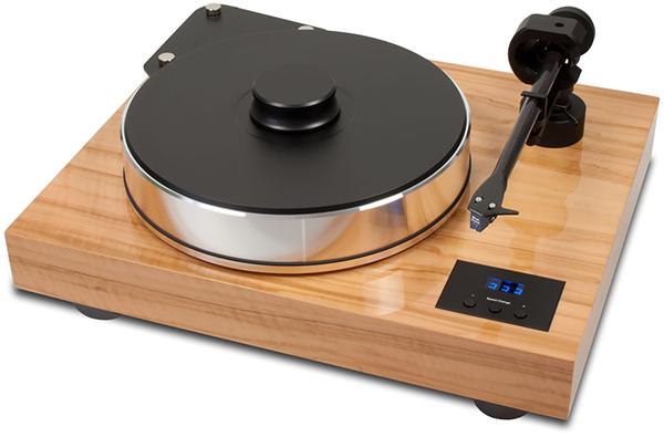 Pro-Ject Xtension 10 Evolution   好的黑胶唱盘就是要减少共振!
