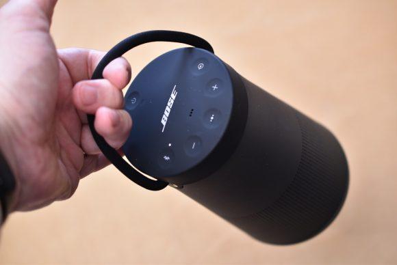 Bose SoundLink Revolve+ ハンドル