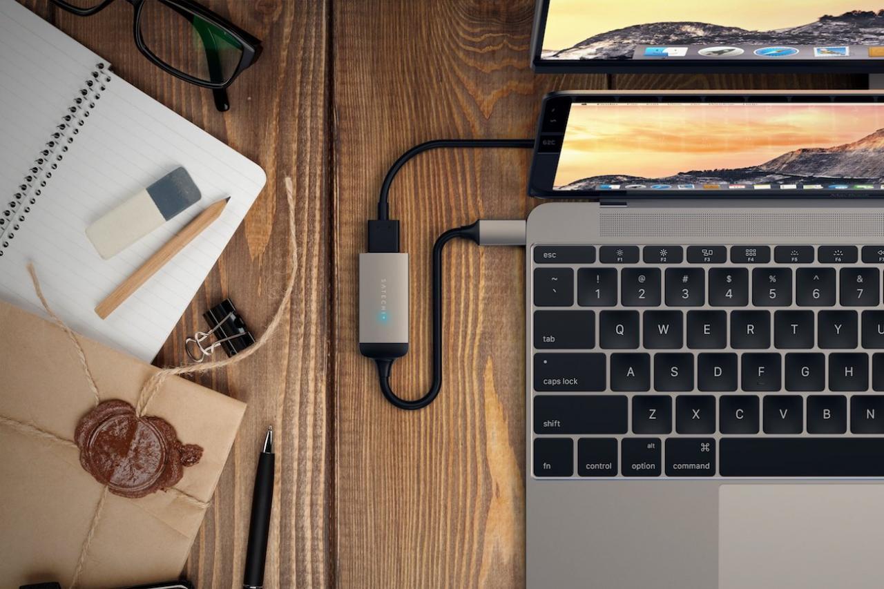 技术   芯片支持到位,Type-C转HDMI缆线普及有望!