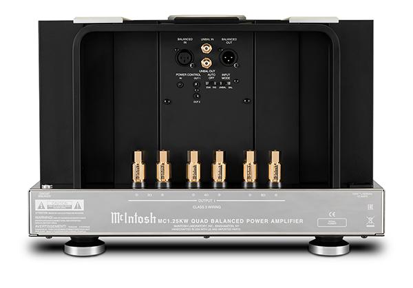 新品   新一代千瓦悍将,麦景图McIntosh MC1.25KW单声道后级!