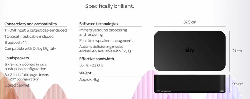 20171219231629 3 - 新品 | 英国Sky推出内置ADH放大技术的Sky Soundbox