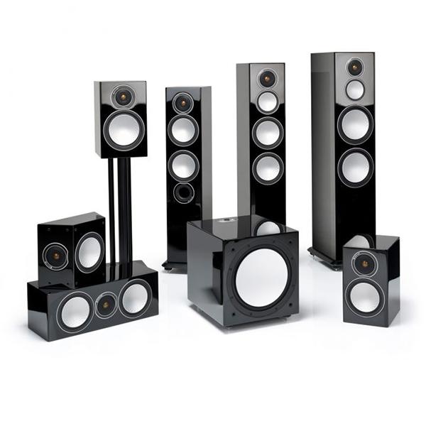 Monitor Audio Silver系列 | 超值首选,内外皆美!