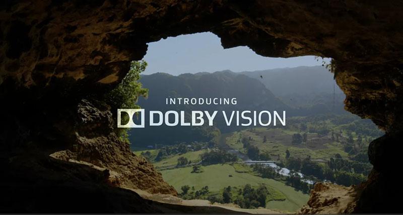 科普 | 什么是Dolby Vision杜比视界?