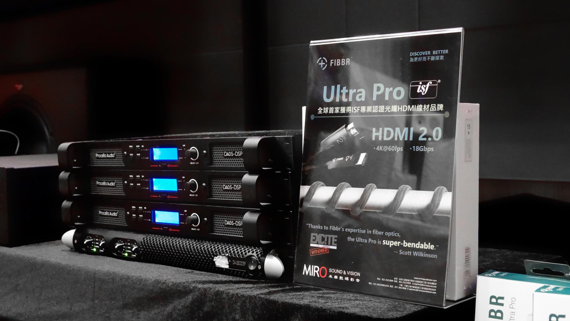 2018010819073628 - 现场 | 米乐影音携Trinnov Audio最新Altitude 16声道处理前级,亮相中国影音嘉年华!