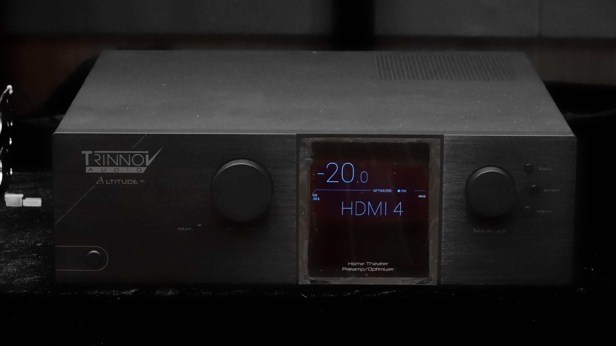 2018010819081796 - 现场 | 米乐影音携Trinnov Audio最新Altitude 16声道处理前级,亮相中国影音嘉年华!