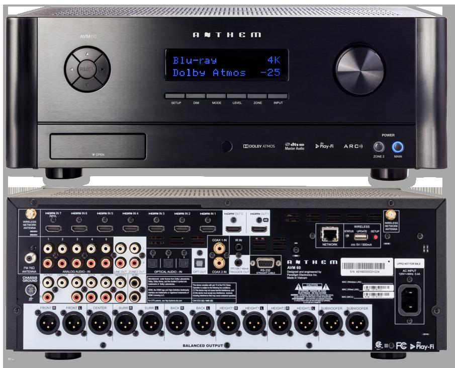 科普   2018年环绕声AV放大器有什么发展趋势?