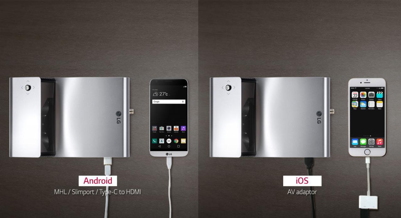 CN PH450UG FEATURE09 - 推荐 | 干净利落的投影环境,家居最爱的近投投影机:LG PH450UG