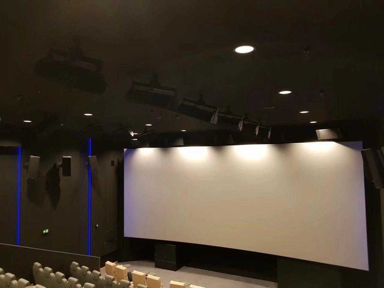 案例 | 商业影院亦青睐的绝佳之选:瑞典Procella宝仙娜