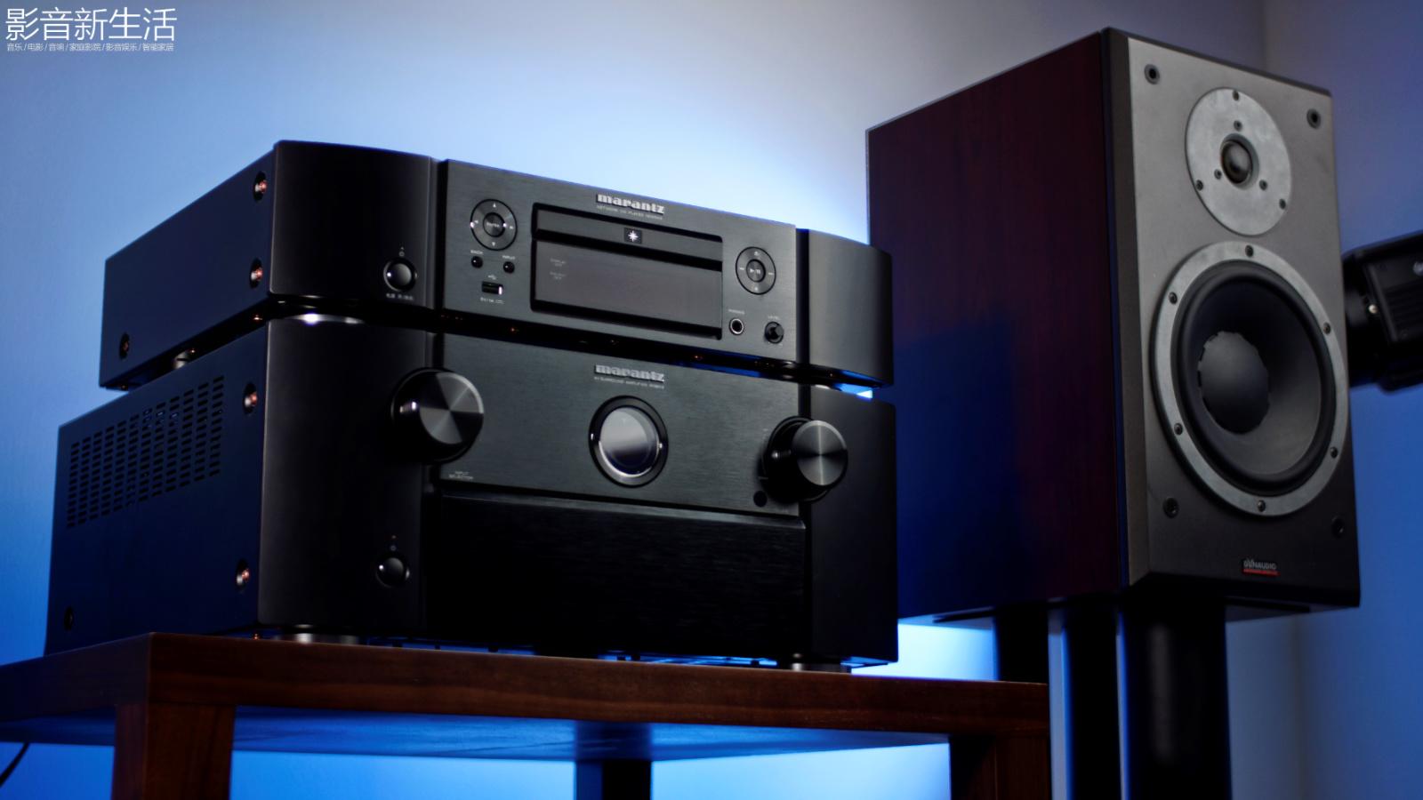 推荐 | 实现家庭网络、本地USB储存、在线音源播放、HEOS支持和DAC功能!全新Marantz ND8006登场!