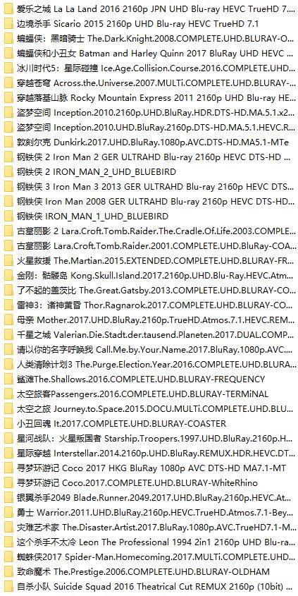 攻略   4K UHD 蓝光电影怎么播放?教你玩转BDMV/BD ISO蓝光原盘