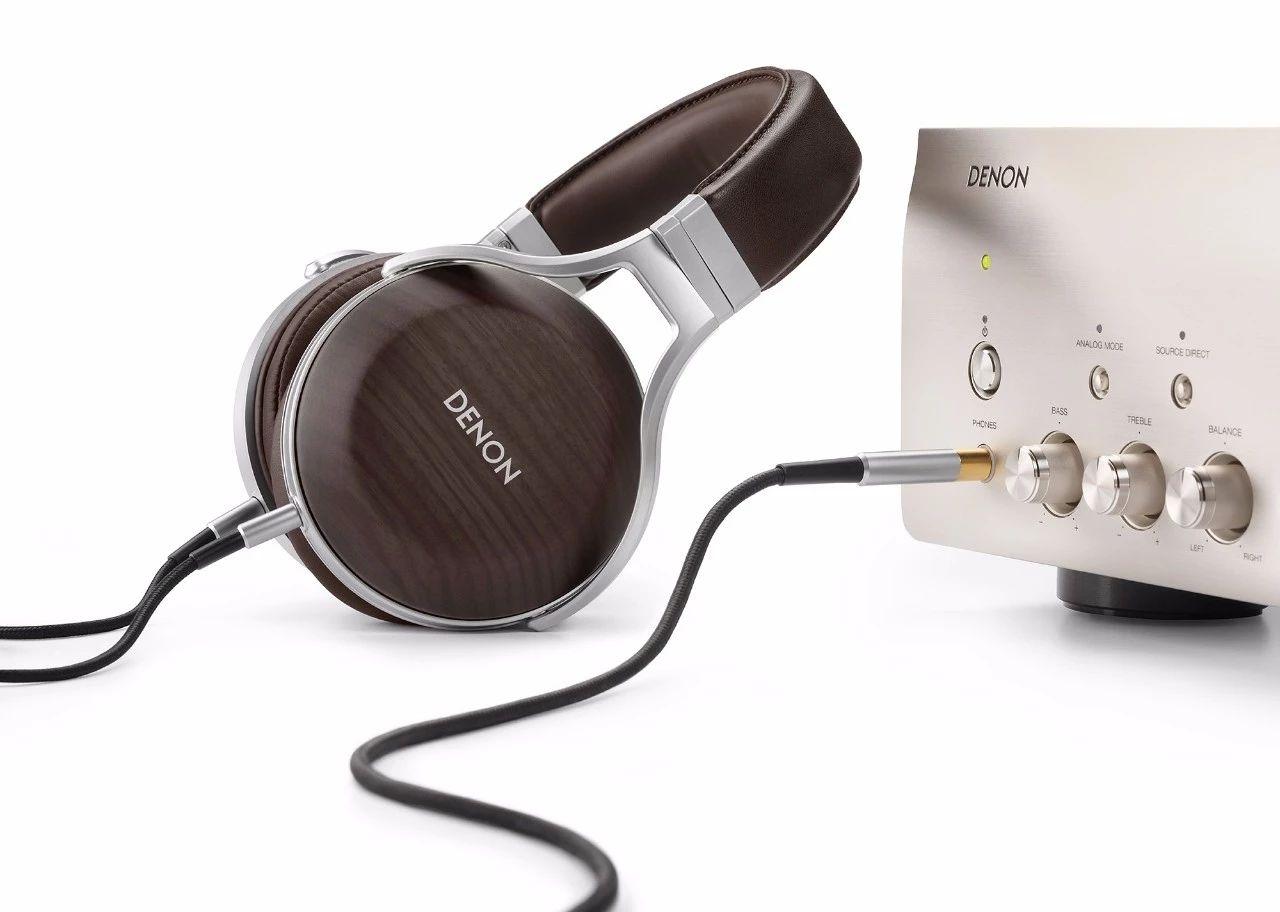 新品首发 | 天龙Denon AH-D5200直推旗舰头戴式耳机,秉承50年之久的耳机品质