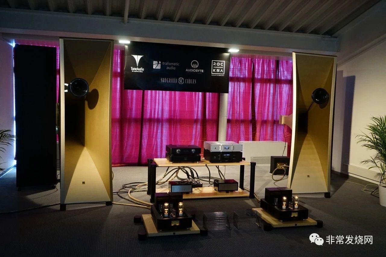 非常发烧网现场报道   2018德国慕尼黑HIGH END音响展图片报道 DAY 3