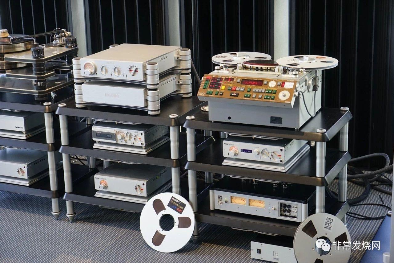 非常发烧网现场报道 | 2018德国慕尼黑HIGH END音响展图片报道 DAY 2