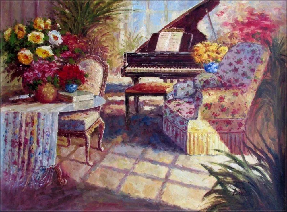 细说那些流芳百世的音乐故事,欣赏10首经典钢琴作品