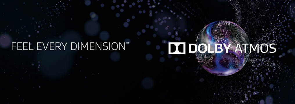 Dolby Atmos banner