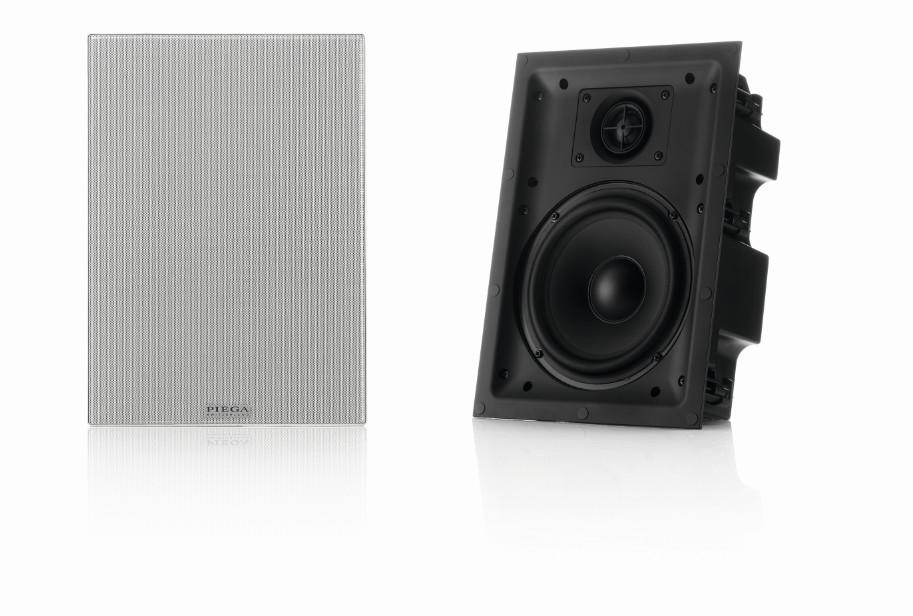 新品 | Piega  In-Wall 6.5 / 5.25 入墙式扬声器