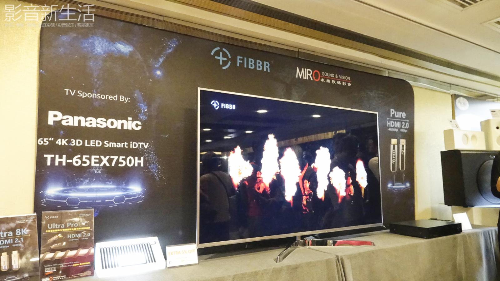 "DSC1236 - 推荐 | ""衰减率低、可弯折、耐用度高,高品质的HDMI线""FIBBR Ultra Pro 光纤HDMI线"