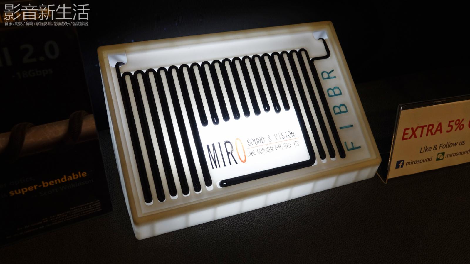 "DSC1237 - 推荐   ""衰减率低、可弯折、耐用度高,高品质的HDMI线""FIBBR Ultra Pro 光纤HDMI线"