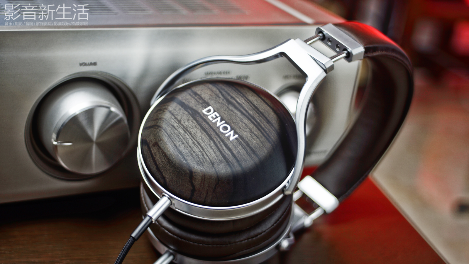 Denon 天龙 D5200 头戴式耳机