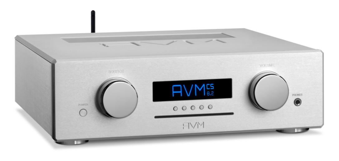 新品 | AVM OVATIONCS 8.2 一体化数码串流播放机