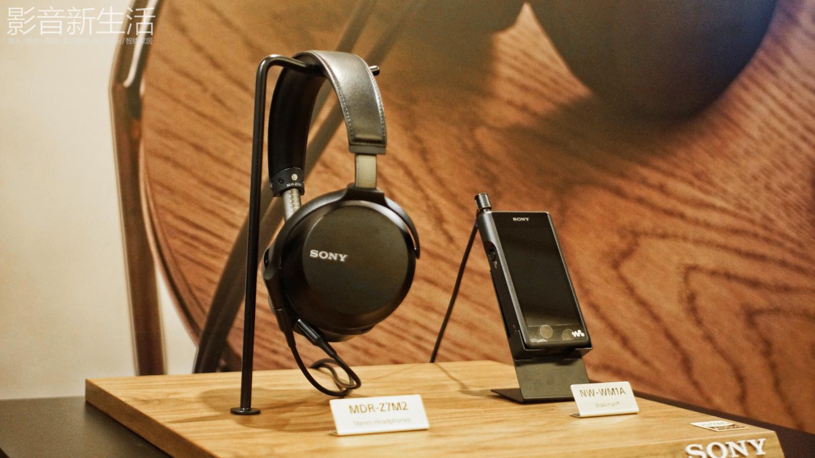 "Sony Hi Res 2018 51 - 新品 | ""重塑随身音乐娱乐王朝!"":Sony索尼发布Signature醇音系列新兄弟IER-Z1R和DMP-Z1,以及舞台监听耳机系列:IER-M7和IER-M9,还有升级款MDR-Z7M2!"