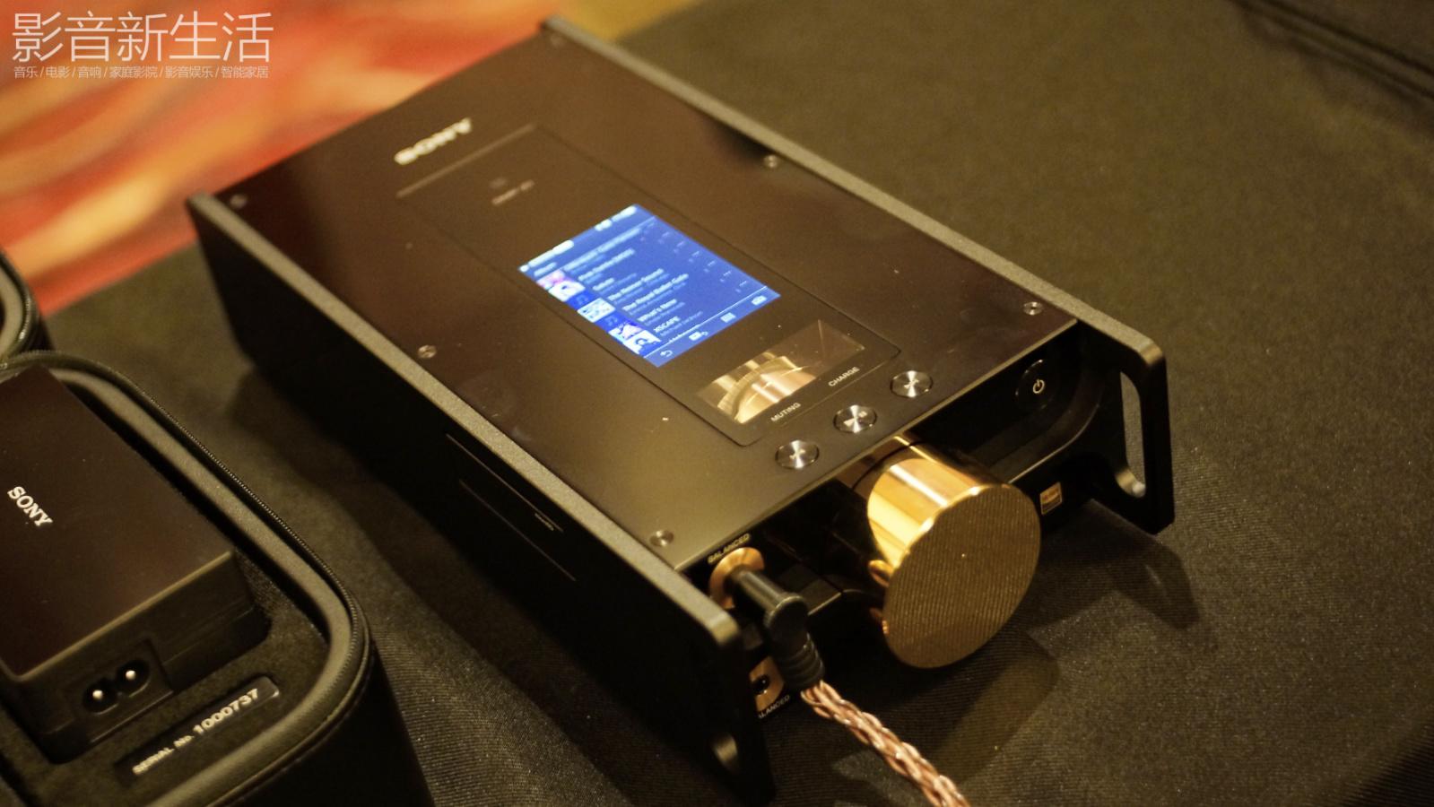 "Sony Hi Res 2018 54 - 新品 | ""重塑随身音乐娱乐王朝!"":Sony索尼发布Signature醇音系列新兄弟IER-Z1R和DMP-Z1,以及舞台监听耳机系列:IER-M7和IER-M9,还有升级款MDR-Z7M2!"
