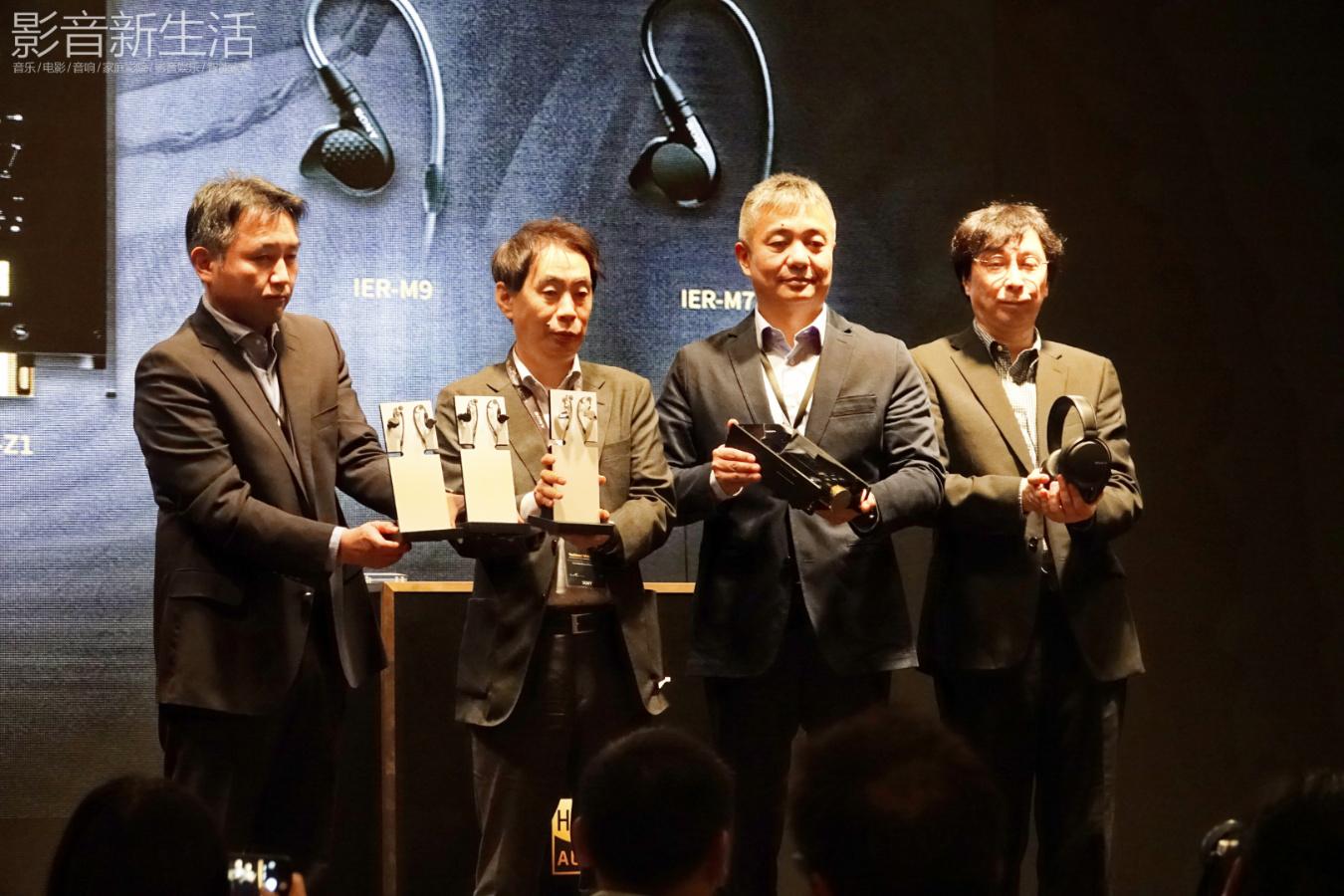 "Sony Hi Res 2018 57 - 新品 | ""重塑随身音乐娱乐王朝!"":Sony索尼发布Signature醇音系列新兄弟IER-Z1R和DMP-Z1,以及舞台监听耳机系列:IER-M7和IER-M9,还有升级款MDR-Z7M2!"