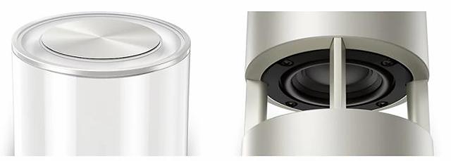 "articleimage 809554 - 新品 | ""妆点优雅音乐生活"":Sony LSPX – S1 无线玻璃共振喇叭"