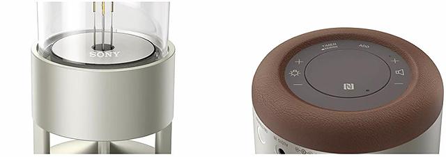 "articleimage 809555 - 新品 | ""妆点优雅音乐生活"":Sony LSPX – S1 无线玻璃共振喇叭"