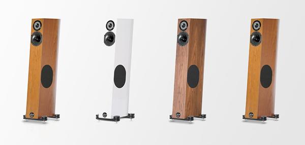 新品   长青经典30周年再度改造:Audio Physic Tempo Plus
