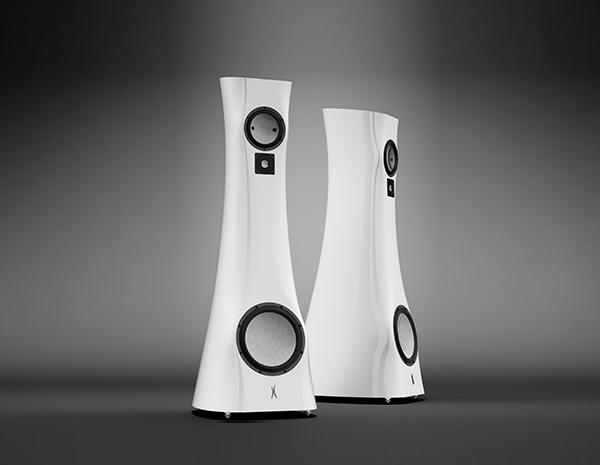 新品 | 令人惊艳的首款经典:Estelon XA喇叭